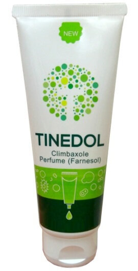 To purchase the cream Tinedol